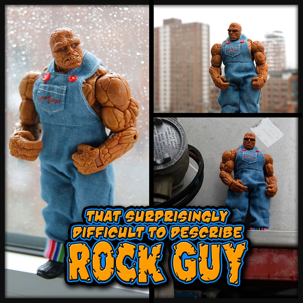 that surprisingly difficult to describe rock guy subversive playthings